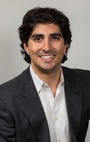 Headshot of Paasha Mahdavi