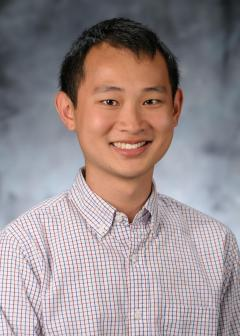 Headshot of Jeff Feng