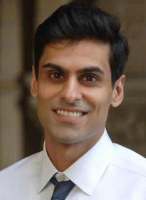 Headshot of Professor Neil Narang