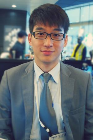 Photo of Chia-Chien Chang