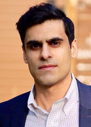 Headshot of Professor Neil Narang